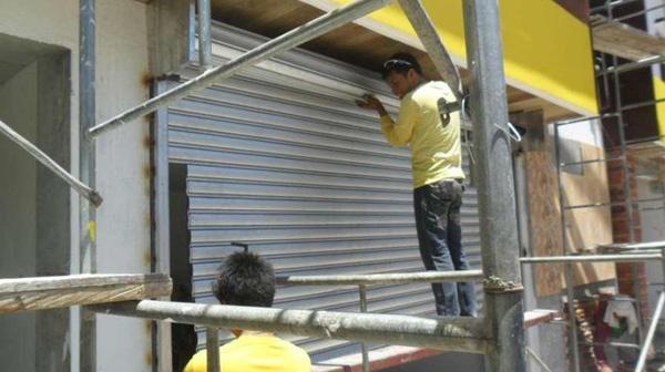 Sửa cửa cuốn huyện củ chi