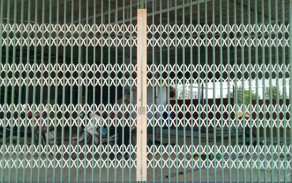 Lắp đặt cửa kéo Đài Loan quận 7
