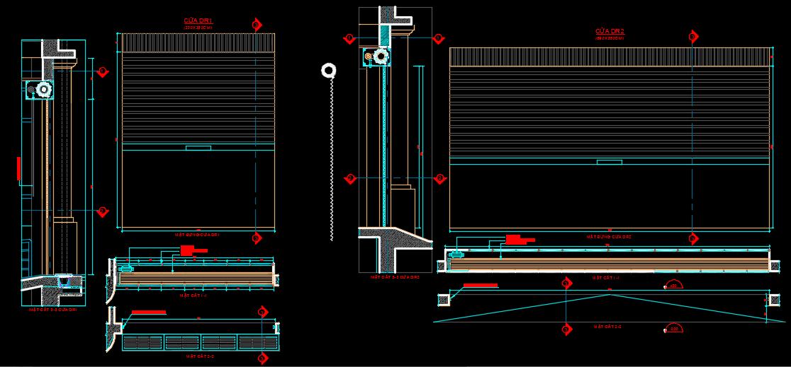 File CAD của cuốn