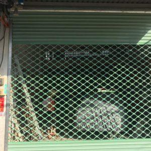 Cửa cuốn Đài Loan mắc võng cho nhà xưởng