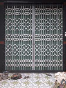 Lắp đặt cửa kéo Tân Phú
