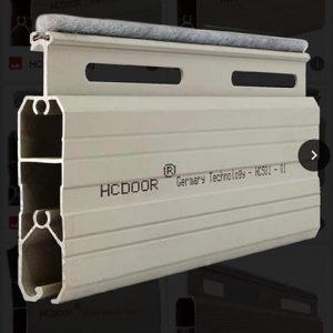 Cửa cuốn chuyên dụng HC door 501