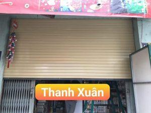 Cửa cuốn Đài Loan giá rẻ, mẫu mới nhất năm 2021