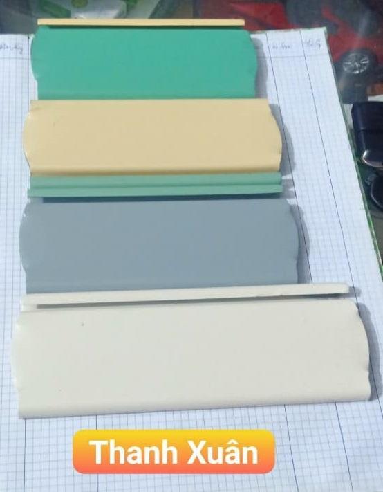 Nan lá cửa cuốn Đài Loan giá rẻ, có nhiều màu sắc để lựa chọn